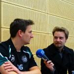 Interview mit dem BR