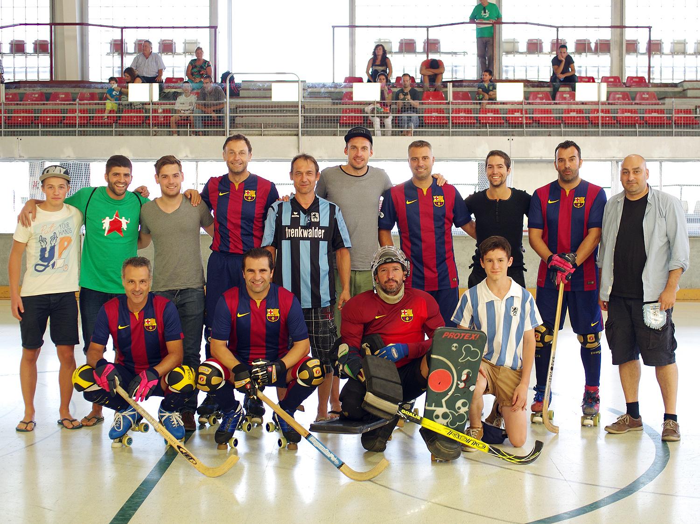 TSV 1860 München und der FC-Barcelona